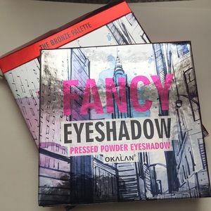 The Bronze Palette Eyeshadow